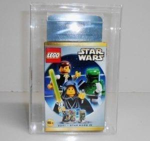STAR WARS LEGO 3340/3341 MINI FIGURE SET GRADING
