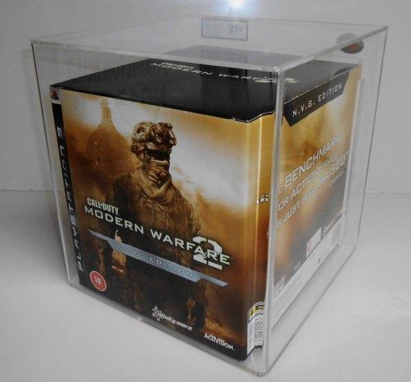 COD Modern Warfare 2 NVG Prestige Edition Grading