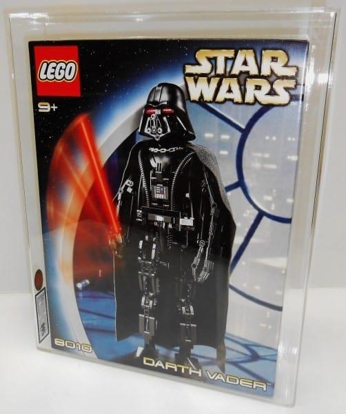 Lego Star Wars 8010 Darth Vader MISB Grading