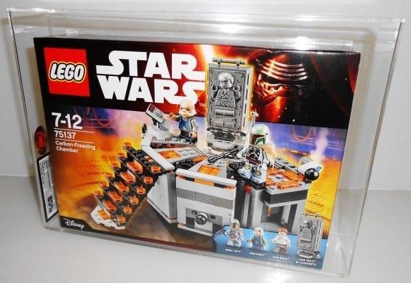 Lego Star Wars Carbonite Freezing Chamber 75317 Grading