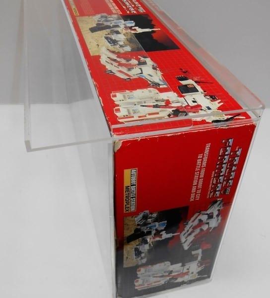 Transformers Metroplex Display Case