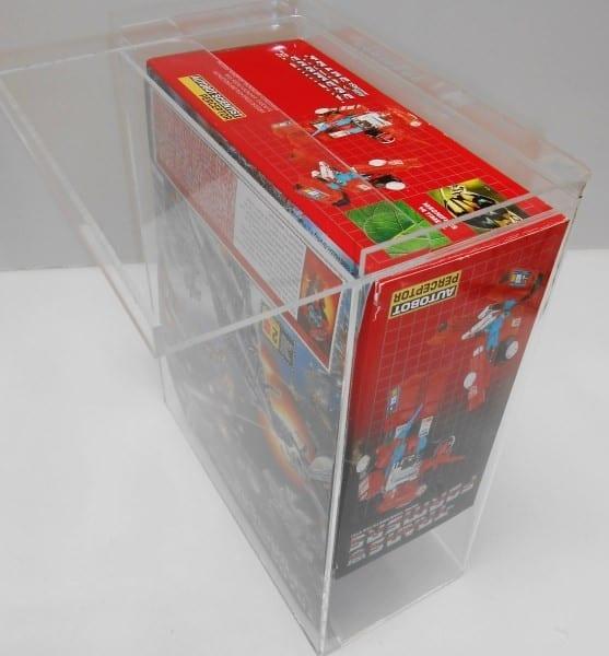 Transformers Perceptor G1 Display Case