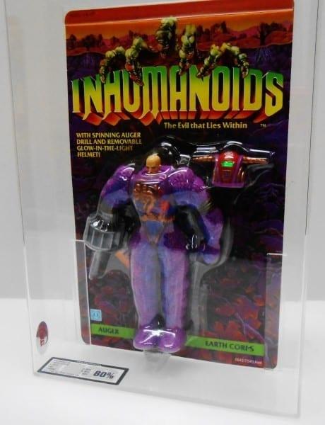 Inhumanoids Hasbro Carded Figure Grading