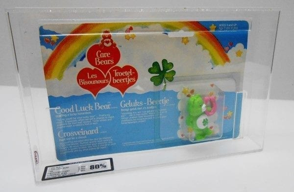 Care Bears Mini Carded Figure Grading
