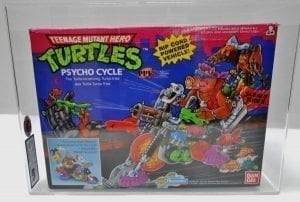 TMNT PYSCHO CYCLE GRADING