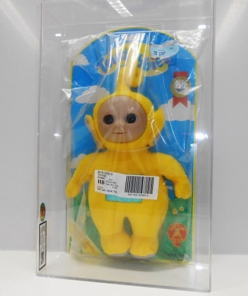 Teletubbies Boxed Doll Grading