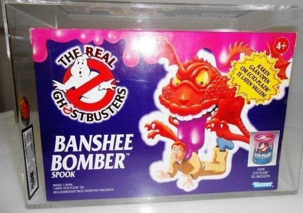 GHOSTBUSTERS BANSHEE BOMBER GRADING