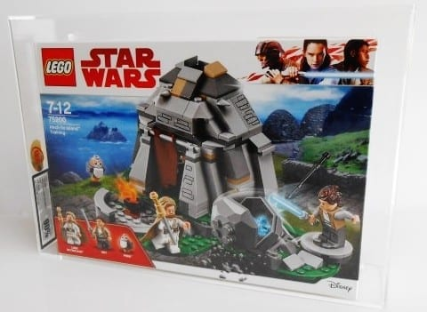 LEGO STAR WARS AHCH-TO ISLAND 75200 GRADING