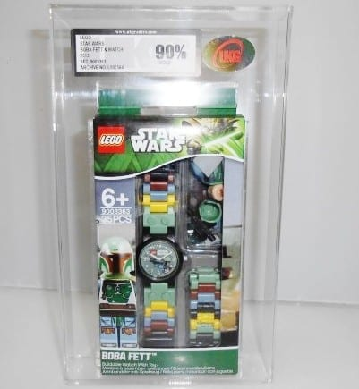 Lego Boxed Watch Grading