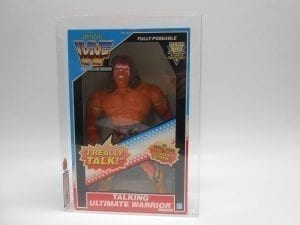 "WWF 12"" TALKING FIGURES HASBRO GRADING"